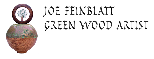 Joe Feinblatt Green Wood Artist